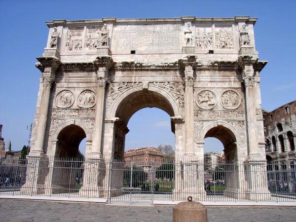 コンスタンティヌスの凱旋門の画像 p1_14