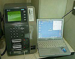 公衆電話通信